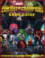 Marvel Contest of Champions Game Guide - HiddenStuff Entertainment