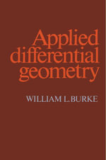 Applied Differential Geometry - William L. Burke