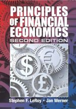 Principles of Financial Economics - Stephen F. LeRoy