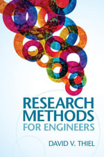 Research Methods for Engineers - David V. Thiel