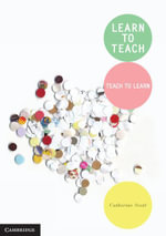 Learn to Teach - Catherine Scott