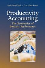 Productivity Accounting - Emili Grifell-Tatjé