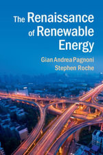 The Renaissance of Renewable Energy - Gian Andrea Pagnoni