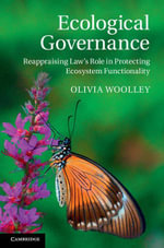Ecological Governance - Olivia Woolley