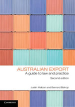 Australian Export - Justin Malbon