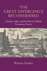 The Great Divergence Reconsidered - Roman Studer