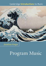 Program Music - Jonathan Kregor