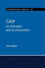 Case - Mark Baker