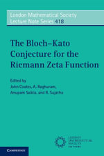 The Bloch-Kato Conjecture for the Riemann Zeta Function