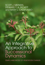 An Integrative Approach to Successional Dynamics - Scott J. Meiners