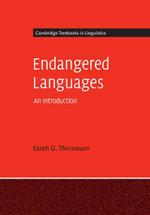 Endangered Languages - Sarah G. Thomason