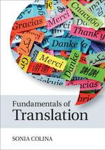 Fundamentals of Translation - Sonia Colina