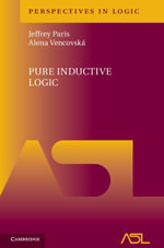 Pure Inductive Logic - Jeffrey Paris