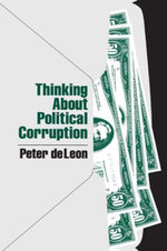 Thinking About Political Corruption - Peter DeLeon