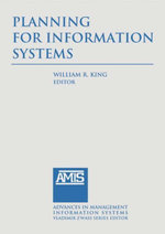 Planning for Information Systems - William R. King