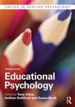 Educational Psychology - Tony Cline