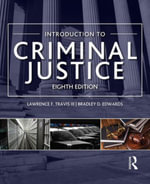 Introduction to Criminal Justice - Lawrence F. Travis III