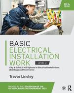 Basic Electrical Installation Work 2365 Edition - Trevor Linsley