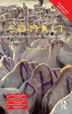 Colloquial Somali - Martin Orwin