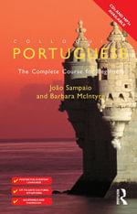 Colloquial Portuguese - Barbara McIntyre