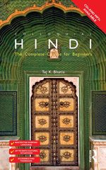Colloquial Hindi, 2e : The Complete Course for Beginners - Tej K Bhatia