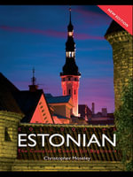 Colloquial Estonian - Christopher Moseley