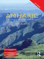 Colloquial Amharic - David Appleyard