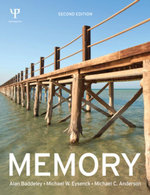 Memory - Alan Baddeley