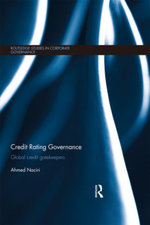 Credit Rating Governance : Global Credit Gatekeepers - Ahmed Naciri