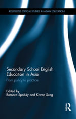 Secondary School English Education in Asia : From policy to practice