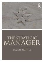 The Strategic Manager - Harry Sminia