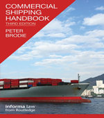 Commercial Shipping Handbook - Peter Brodie
