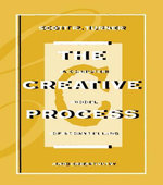 The Creative Process : A Computer Model of Storytelling and Creativity - Scott R. Turner