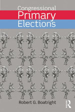 Congressional Primary Elections - Robert G. Boatright