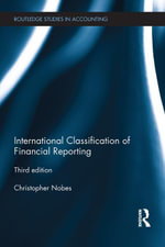 International Classification of Financial Reporting 3e - Christopher Nobes