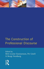 The Construction of Professional Discourse