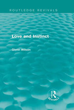 Love and Instinct - Glenn Wilson