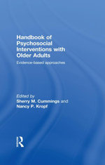 Handbook Psychosocial Interventions : Evidence-Based Approaches