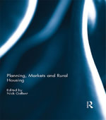 Planning, Markets and Rural Housing