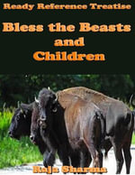 Ready Reference Treatise : Bless the Beasts and Children - Raja Sharma