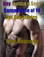 Gay Erotica a Sexy Compilation of 10 Hot Gay Stories - Tyler Muscovitz