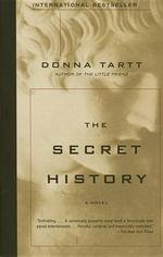 Secret History - Donna Tartt
