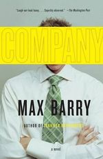 Company : Vintage Contemporaries (Paperback) - Max Barry