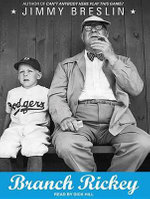 Branch Rickey : A Life - Jimmy Breslin