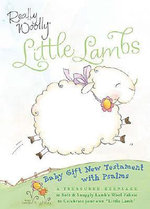 Really Woolly Little Lambs New Testament - Baby New Testament - Gift Edition