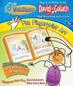 Printoons : David and Goliath: Storybook Activity Kit - Thomas Nelson Publishers