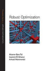 Robust Optimization - Aharon Ben-Tal