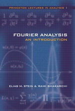 Fourier Analysis : An Introduction - Elias M. Stein