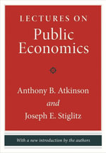 Lectures on Public Economics - Anthony B. Atkinson