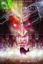 Arkham Asylum : Arkham Asylum - Dave McKean